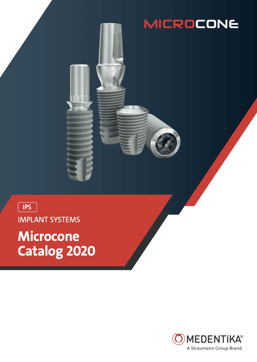 Medentika Microcone Implant Systems 2020